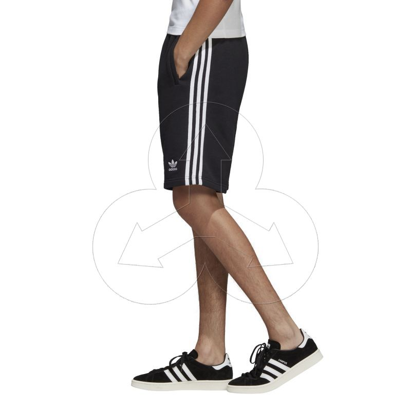 Szorty Adidas Originals z bawełny Odzież Damskie Spodnie
