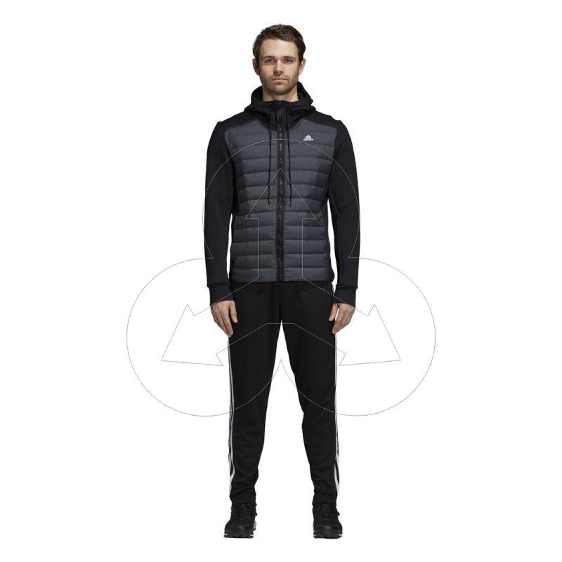 KURTKA zimowa adidas VARILITE HYBRID CY8723 | Czarny