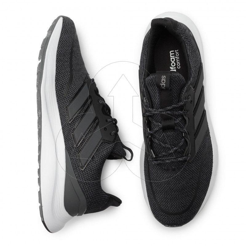 Buty męskie adidas ENERGYFALCON EE9852 | Czarny, odcienie